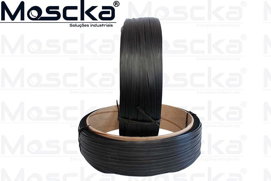 Fabricante de fita preta