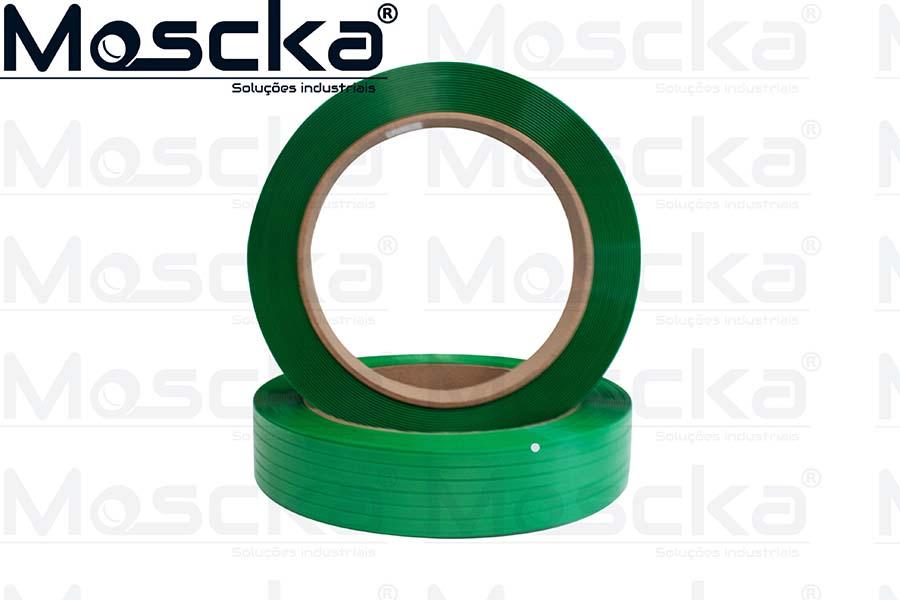Fita PET verde 16MM