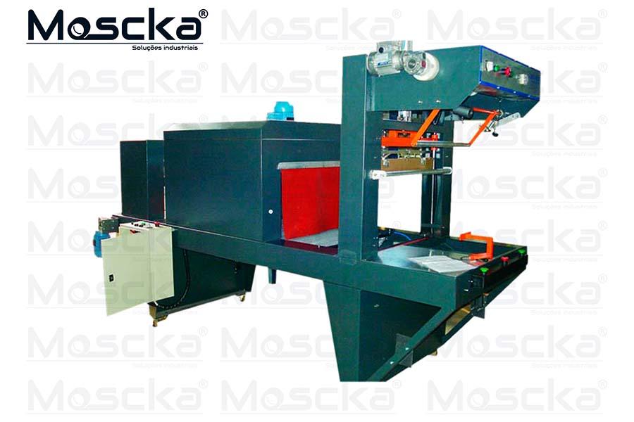 Máquina seladora bundling automática
