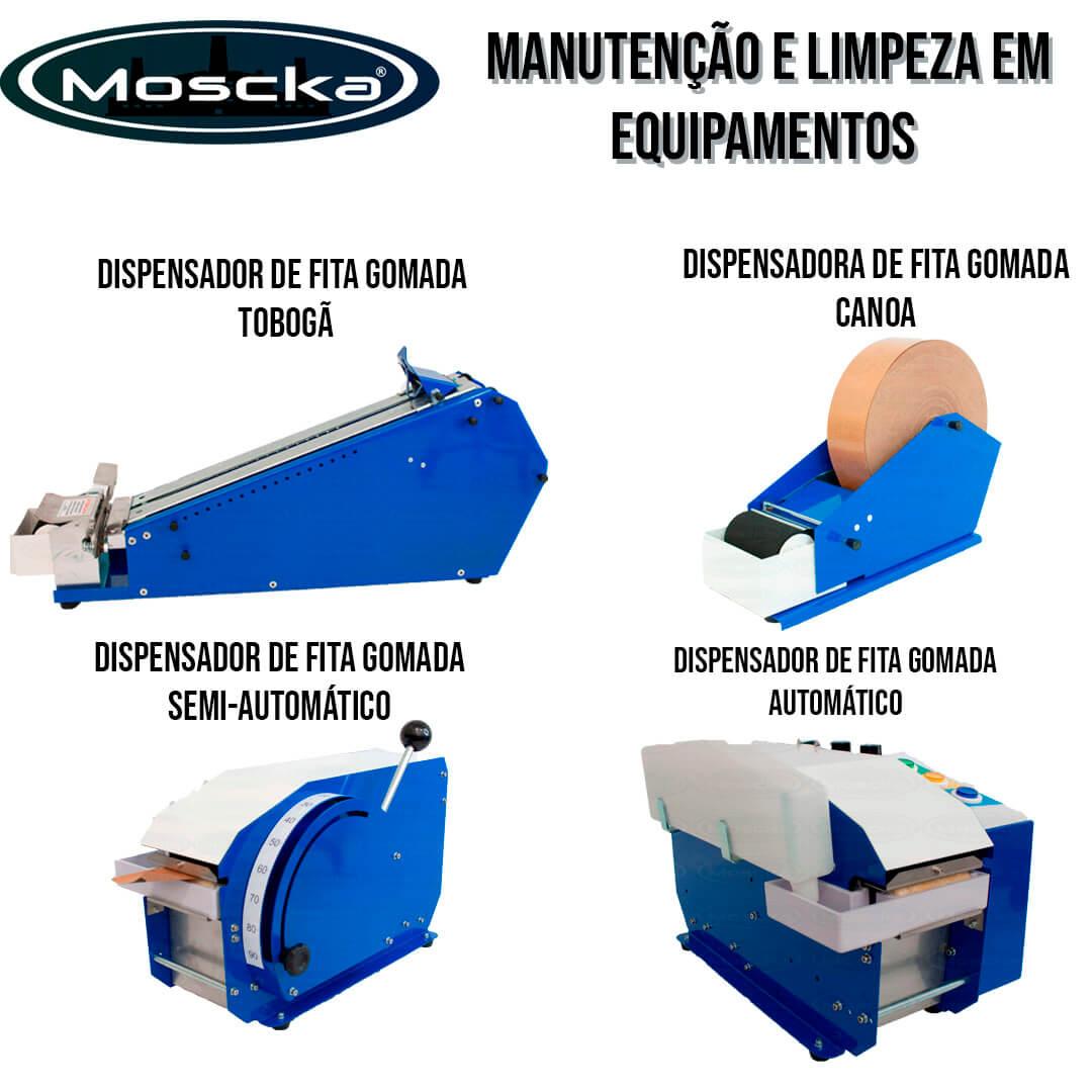 Manutenção de Equipamentos da Moscka